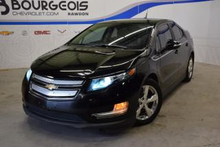 Used 2012 Chevrolet Volt *** CUIR, NAV, CAM, BOSE !!! *** for sale in Rawdon, QC