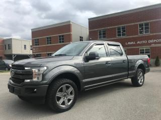 Used 2018 Ford F-150 Lariat for sale in Laval, QC