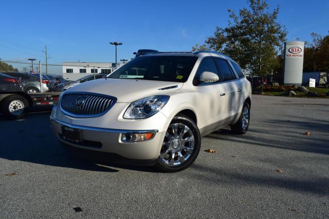 2012 Buick Enclave PL/PW/AUTO/AC/LEATHER/ROO