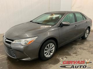 Used 2016 Toyota Camry LE  Sièges Chauffants Bluetooth A/C for sale in Shawinigan, QC