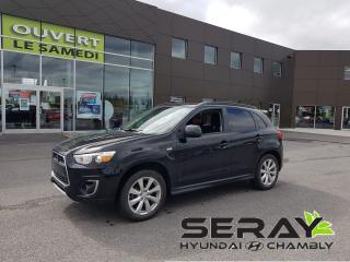 Used 2015 Mitsubishi RVR SE LIMITED, MAGS, BLUETOOTH, A/C, SIÈGE CHAUFFANT for sale in Chambly, QC