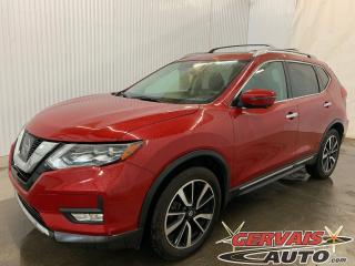 Used 2017 Nissan Rogue SL AWD GPS Mags Cuir Toit panoramique Camera for sale in Shawinigan, QC