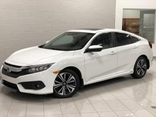 Used 2016 Honda Civic EX-T 4 portes CVT for sale in Chicoutimi, QC