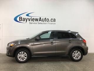 Used 2019 Mitsubishi RVR - 4WD! HTD SEATS! REVERSE CAM! ALLOYS! for sale in Belleville, ON