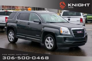 Used 2017 GMC Terrain SLE | Bluetooth | Low KMs | Back Up Camera | for sale in Swift Current, SK