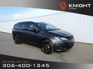 Used 2020 Chrysler Pacifica Touring-L Plus 35th Anniversary | Leather | Sunroof | Navigation | DVD| for sale in Weyburn, SK