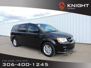 Used 2019 Dodge Grand Caravan SXT Premium Plus | Fall Blow Out Sales Event | $195 Bi-Weekly + Tax for sale in Weyburn, SK