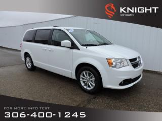 Used 2019 Dodge Grand Caravan SXT Premium Plus | Fall Blow Out Sales Event | $194 Bi-Weekly + Tax for sale in Weyburn, SK