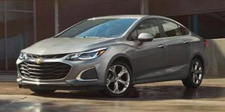 Used 2019 Chevrolet Cruze LT for sale in Scarborough, ON