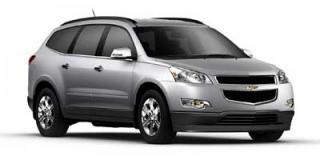 Used 2010 Chevrolet Traverse 1LT for sale in Scarborough, ON