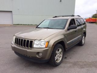 Used 2006 Jeep Grand Cherokee Laredo 4 portes for sale in Quebec, QC