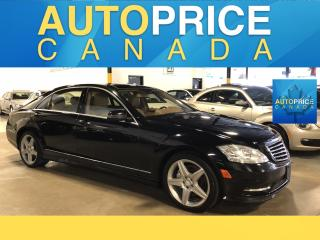 Used 2011 Mercedes-Benz S-Class NAVIGATION|PANOROOF|LEATHER for sale in Mississauga, ON