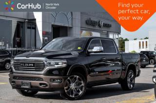 Used 2020 RAM 1500 Longhorn 4x4|Harman/Kardon_Sound|Navigation|Keyless_GOBackup_Cam| for sale in Thornhill, ON
