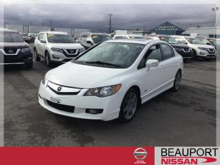 Used 2011 Acura CSX ***CUIR + TOIT OUVRANT*** for sale in Beauport, QC