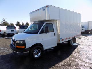 Used 2019 GMC Savana 3500 CUBE 12 PIEDS AVEC DECK for sale in Beauport, QC