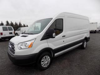Used 2017 Ford Transit TOIT MOYEN ALLONGÉ for sale in Beauport, QC