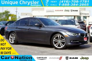 Used 2013 BMW 328 i xDrive| SPORTLINE| PREMIUM PKG| NAV| BMW APPS for sale in Burlington, ON