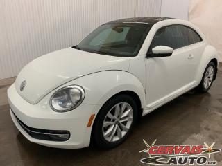 Used 2015 Volkswagen Beetle Comfortline Cuir Toit Panoramique MAGS for sale in Shawinigan, QC