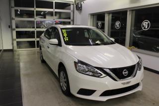 Used 2018 Nissan Sentra SV STYLE CVT TOIT CAMÉRA MAIN LIBRE for sale in Lévis, QC
