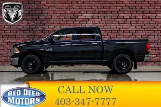 Used 2018 RAM 1500 4x4 Crew Cab SLT BCam for sale in Red Deer, AB
