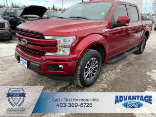 Used 2019 Ford F-150 Lariat B&O SOUND SYSTEM - LARIAT SPORT & TRAILER TOW PACKAGES for sale in Calgary, AB