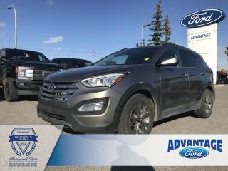 Used 2015 Hyundai Santa Fe Sport 2.4 Premium AWD - Heated Seats - Heated Steering Wheel for sale in Calgary, AB