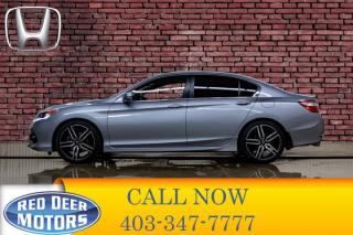 Used 2017 Honda Accord Sport Leather Roof BCam for sale in Red Deer, AB