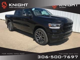 Used 2019 RAM 1500 Sport Crew Cab | Leather | Navigation | Remote Start for sale in Regina, SK