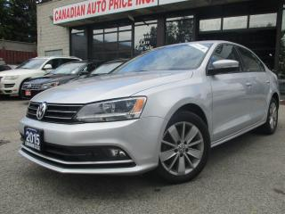 Used 2015 Volkswagen Jetta TDI-2.0L DSG TRENDLIN-DIESEL-CAMERA-HEATED-BLTOOTH for sale in Scarborough, ON