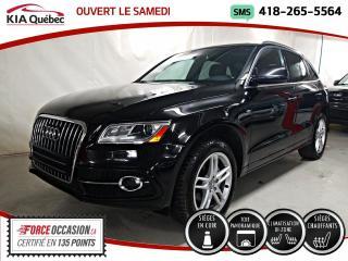 Used 2016 Audi Q5 2.0T* PROGRESSIV* AWD* TOIT PANO* CUIR* for sale in Québec, QC