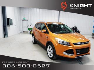 Used 2016 Ford Escape Titanium for sale in Moose Jaw, SK