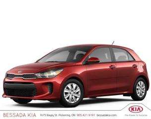 New 2020 Kia Rio5 LX+ IVT for sale in Pickering, ON