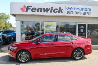 Used 2017 Ford Fusion Titanium for sale in Sarnia, ON