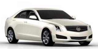 Used 2013 Cadillac ATS for sale in Barrie, ON