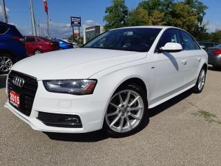 Used 2015 Audi A4 Progressiv plus for sale in Beamsville, ON