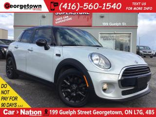 Used 2017 MINI 5 Door Cooper | HTD SEATS | LEATHER | PANO ROOF | for sale in Georgetown, ON