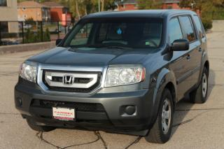 Used 2011 Honda Pilot LX BRAND NEW Brakes  | 4X4 | CERTIFIED for sale in Waterloo, ON