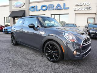 Used 2015 MINI Cooper S LEATHER PANO. ROOF HEATED SEATS. for sale in Ottawa, ON