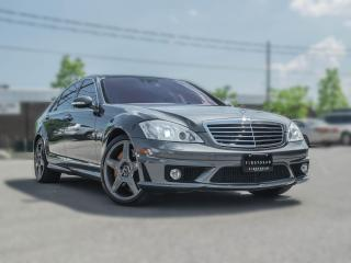Used 2007 Mercedes-Benz S-Class 65 V12 AMG NAV | BACK UP | LOADED | RARE CAR for sale in Toronto, ON