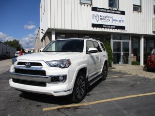 Used 2015 Toyota 4Runner LIMITED - 7 PASSENGERS, SR5, NAVI - for sale in Oakville, ON