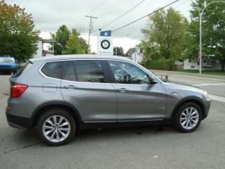 Used 2011 BMW X3 35i for sale in Ste-Thérèse, QC
