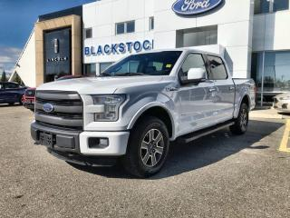 Used 2015 Ford F-150 Lariat for sale in Orangeville, ON