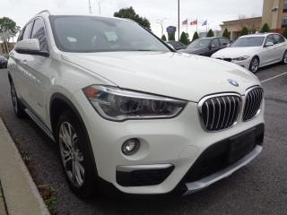 Used 2016 BMW X1 xDrive28i PREMIUM PKG ENHANCED! for sale in Dorval, QC