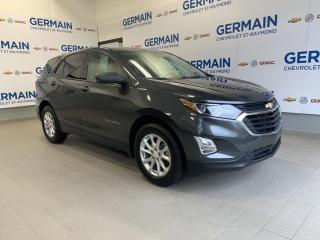 Used 2018 Chevrolet Equinox LS - AC -GR. ÉLECT. - MAGS -VITRES TEINTÉES for sale in St-Raymond, QC