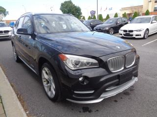 Used 2015 BMW X1 xDrive28i SUPER COLOR COMBO WITH NAV for sale in Dorval, QC