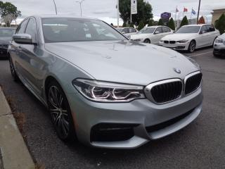 Used 2018 BMW 530 xDrive INDIVIDUAL PAINT, LOADED for sale in Dorval, QC