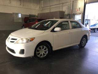 Used 2011 Toyota Corolla CE / AUTOMATIQUE / CLIMATISEUR/ VITRES ELECTRIQUES for sale in Blainville, QC