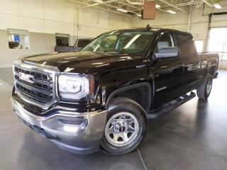 Used 2017 GMC Sierra 1500 CREW CAB / 4X4 / CLIMATISATION / GR ELECTRIQUE for sale in Blainville, QC