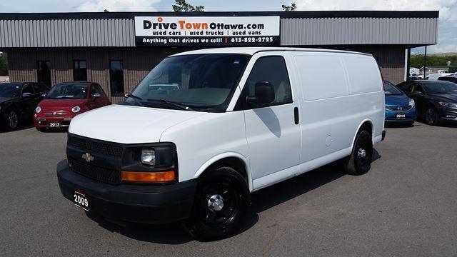 2008 Chevrolet Express 1500 Cargo Van
