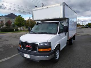 Used 2011 GMC Savana CUBE 12 PIEDS / DECK / CLIMATISATION for sale in Blainville, QC